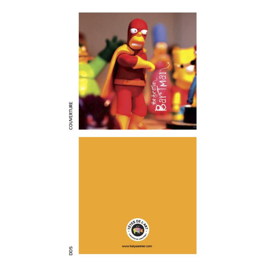 Carnet Katy Sannier - Génération Bartman