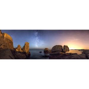 Lesconil : Les rochers du Goudoul