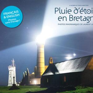 """Livre """"Pluie d'étoiles en Bretagne"""""""