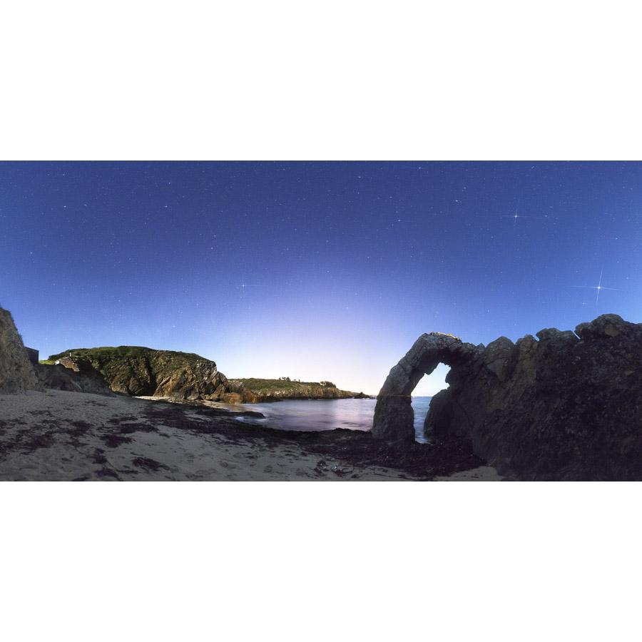 Le Pouldu : L'arche naturelle