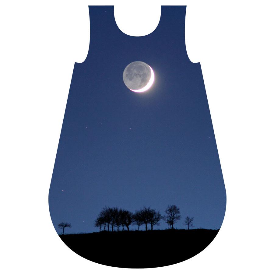 "Gigoteuse ""Lune cendrée"""