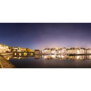 Auray : Saint-Goustan sous les étoiles
