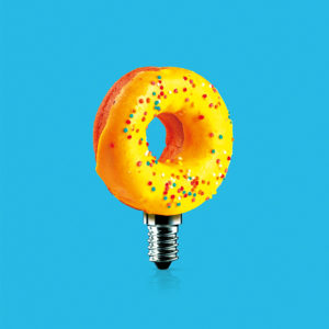 Ampoule-Donuts