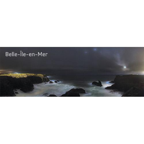 """Magnet """"La Pointe des Poulains à Belle-Île-en-Mer"""""""