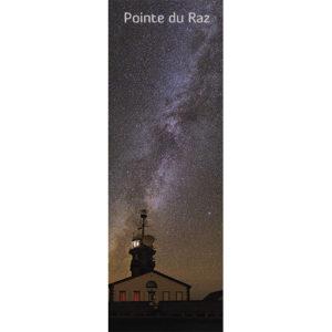 """Magnet """"Le sémaphore de la Pointe du Raz de nuit"""""""