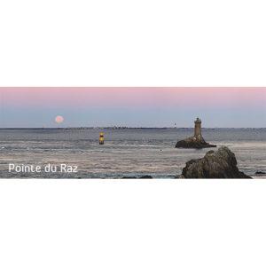 """Magnet """"Pleine Lune sur l'Île de Sein"""""""