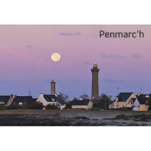 """Magnet """"Le phare d'Eckmühl à Penmarc'h"""""""