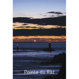 """Magnet """"Vue de la Pointe du Raz"""""""