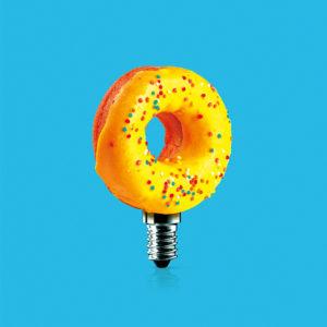 """Photo à encadrer A double sens """"Donut"""""""
