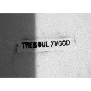 """Photo à encadrer Brèves de rue """"Tréboulywood"""""""