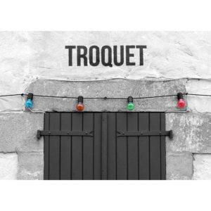 """Photo à encadrer Brèves de rue """"Troquet"""""""