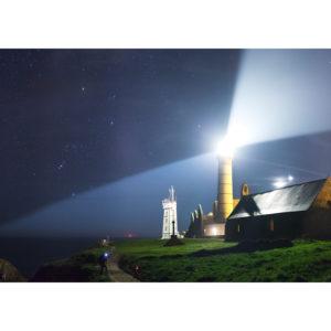 """Photo A4 à encadrer """"Pointe Saint-Mathieu : le phare"""""""