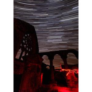"""Photo A4 à encadrer """"Plovan : filé d'étoiles"""""""