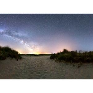 """Photo A4 à encadrer """"La Torche : les dunes"""""""