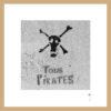 """Mini-cadre """"Pirate"""""""