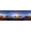 Douarnenez : la ville sous les étoiles vue depuis Tréboul