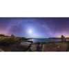 Porspoder : le port à pieux de Mazou sous les étoiles