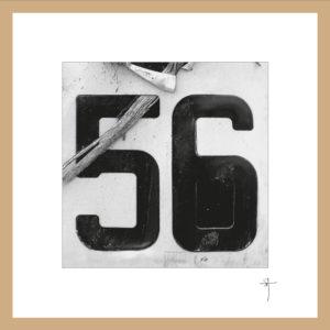 """Mini-cadre """"56"""""""