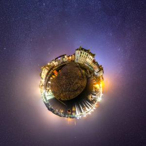 Douarnenez : Port du Rosmeur en Petite planète