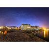 Douarnenez : Port du Rosmeur sous la Voie lactée
