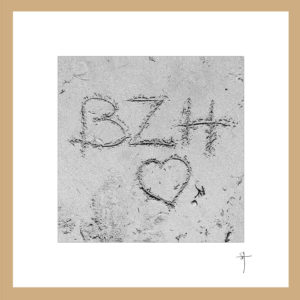 "Mini-cadre ""BZH"""