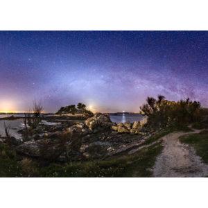 Roscoff : Perharidy sous les étoiles