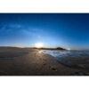 Trévignon : plage de la baleine sous la Voie lactée