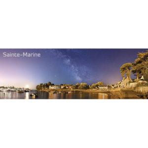 """Magnet """"Sainte-Marine sous la Voie lactée"""""""