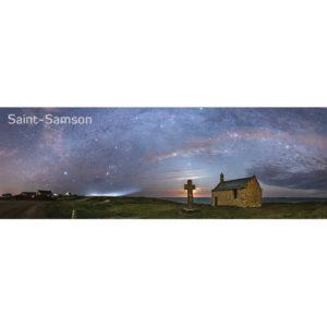 """Magnet """"Saint-Samson de nuit"""""""