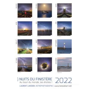 calendrier 2022
